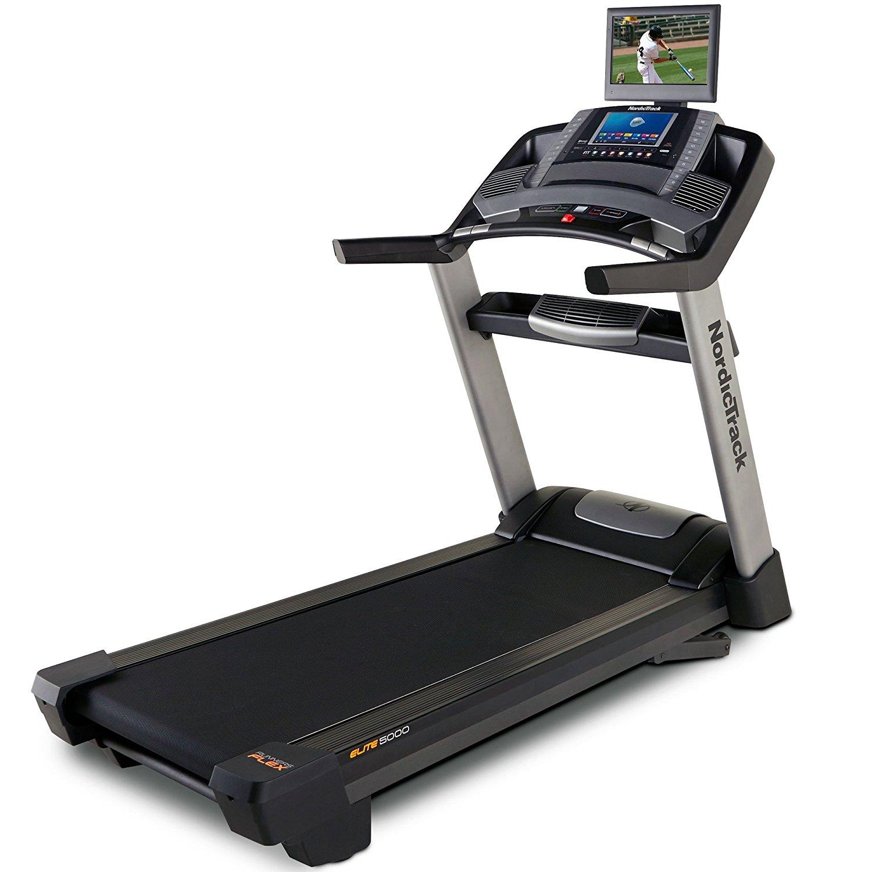 Nordictrack Treadmill Elite 5000