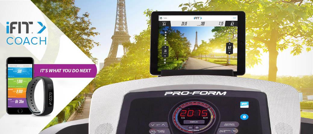 Proform Treadmill Power 595i - FitOne com - The Dubai Fitness Store