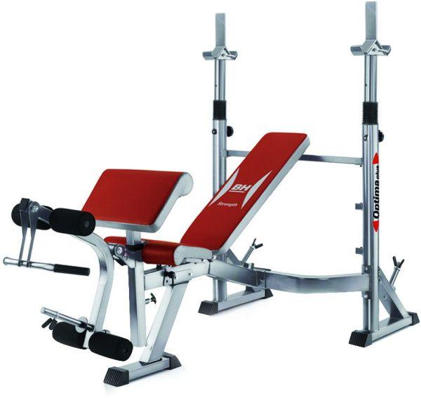 Bh Fitness Optima Press Bench Fitone Com
